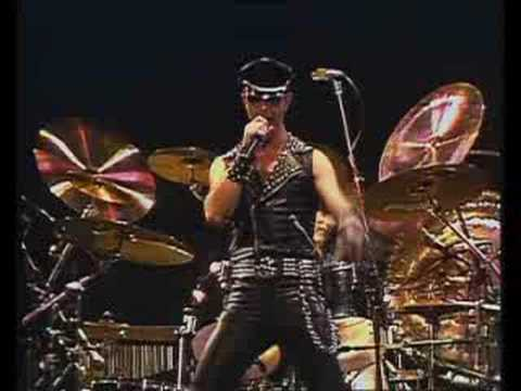 Judas Priest - The Hellion/Electric Eye Live '82