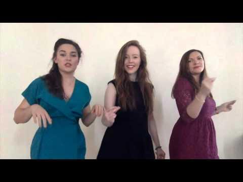 Dubai Christmas female vocal trio - book now!