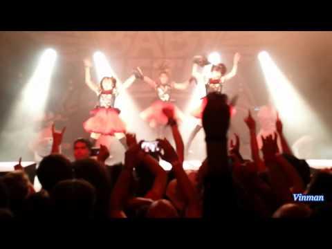 Babymetal - Catch Me If You Can (Fonda Theatre)