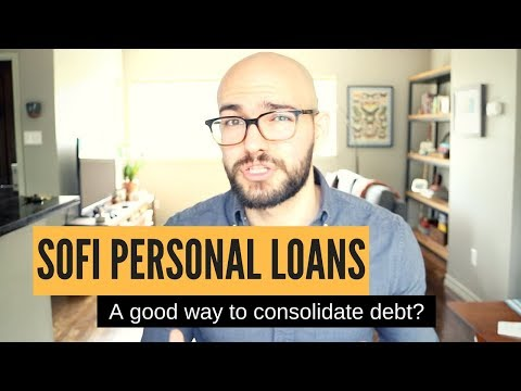 Sofi Personal Loan review   A good debt consolidation option?