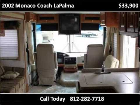 2002 Monaco Coach Lapalma Used Cars Clarksville In Youtube