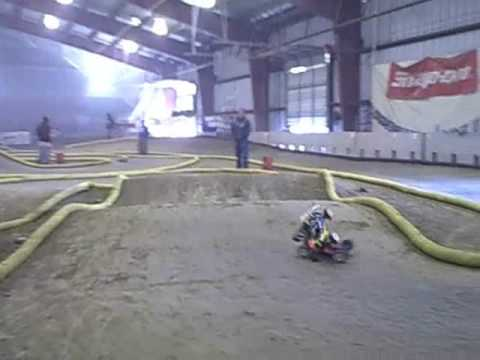 HCRC R/C Racing OUT WITH A BANG Nitro Car Race Event Danville Indiana