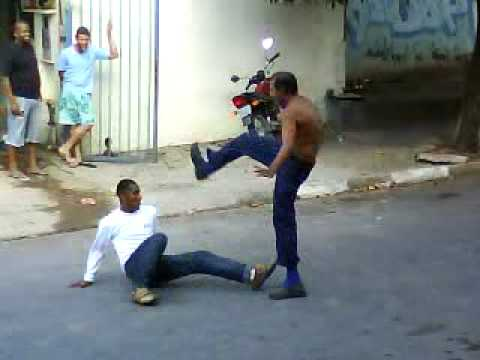 Capoeira milenar Bebados Brigando (drunk fight) Music Videos
