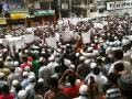 akurana Muslims protest against the film issue 2