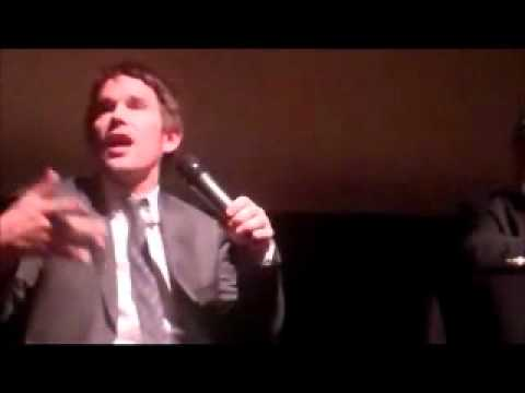 Ethan Hawke Answers Question About GATTACA At Cinema Arts