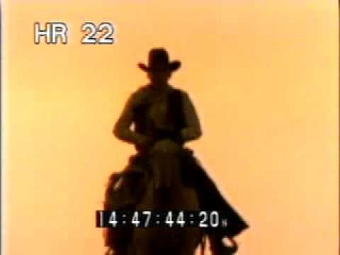 Cowboy Old 2 - Cowboy On Horse - Cowboy - Best Shot Footage - Stock Footage