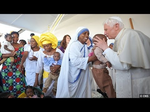 Apostolic Journey to Benin - Day 3: Nov. 20, 2011