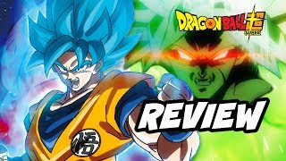 Dragon Ball Super Broly Movie Review NO SPOILERS and The Future Of Dragon Ball