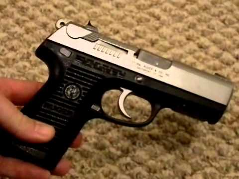 Ruger P95 - solid and reliable 9mm