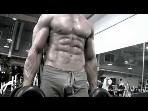 Greg Plitt Best Of The Best Workout Video Preview - Gregplitt video