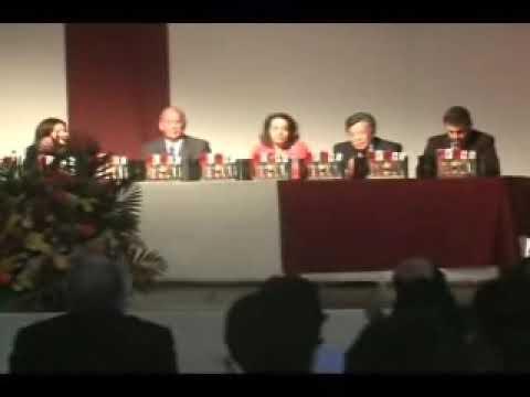 Bienvenida - Maestro de Ceremonia - Concurso Nacional de Periodismo CVR+5