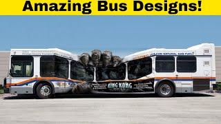 These Bus Designs Are Amazing!