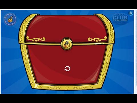 Club Penguin-21 codigos publicos-mayo 2012