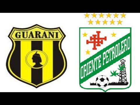 Guaraní 0 - 0 Oriente Petrolero Copa Sudamericana 2013