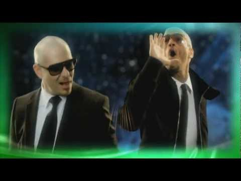 Pitbull Ft. Chris Brown - International Love Club Remix