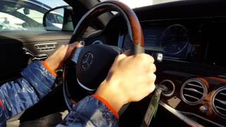 How to Stop the Electronic Parking Brake from Applying Automatically in 2015 or Newer Mercedes