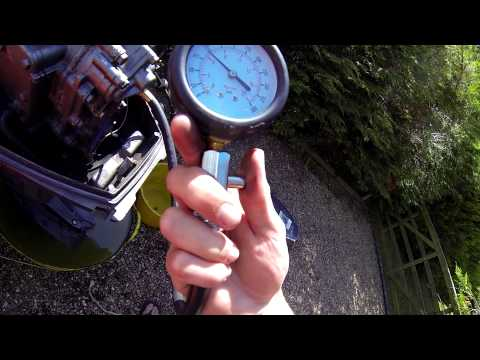 How To Compression Test an Outboard Motor