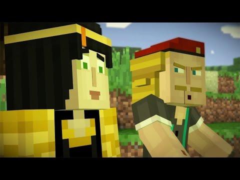 Prea multe Portale ! - Minecraft Story Mode [19]