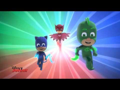 PJ Masks Super Pigiamini - Sigla
