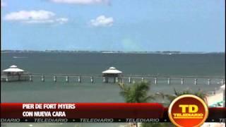 El muelle de Fort Myers pronto tendra una nueva cara