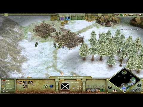 Age Of Mythology The Titans - Mission 4 - Odin's Tower