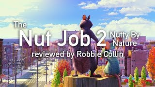 The Nut Job 2: Nutty By Nature reviewed by Robbie Collin