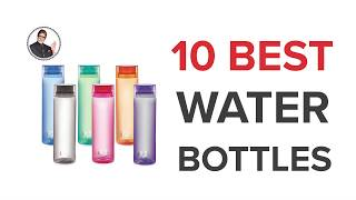 10 Best Water Bottles in India with Price