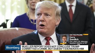 Congress Needs a Summary From Mueller Himself, Says Fmr. Asst. U.S. Attorney Sandick