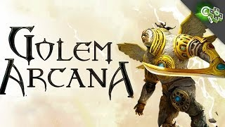 Golem Arcana Hands-On! Hybrid Tabletop Action from Shadowrun Returns' Developers
