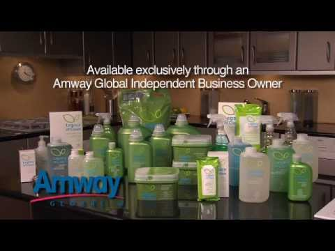 Legacy Of Clean From Amway video
