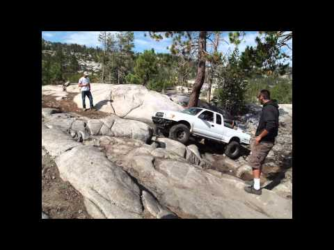 Rubicon Trail 2012 - Yotas