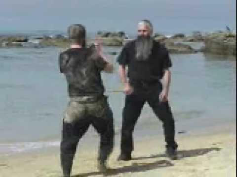 Ninjutsu Moshe Kastiel - Stick Fighting Image 1