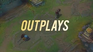 ULTIMATE OUTPLAYS MONTAGE | 2016 (League of Legends)