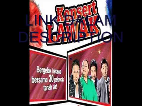 download konsert lawak 2011