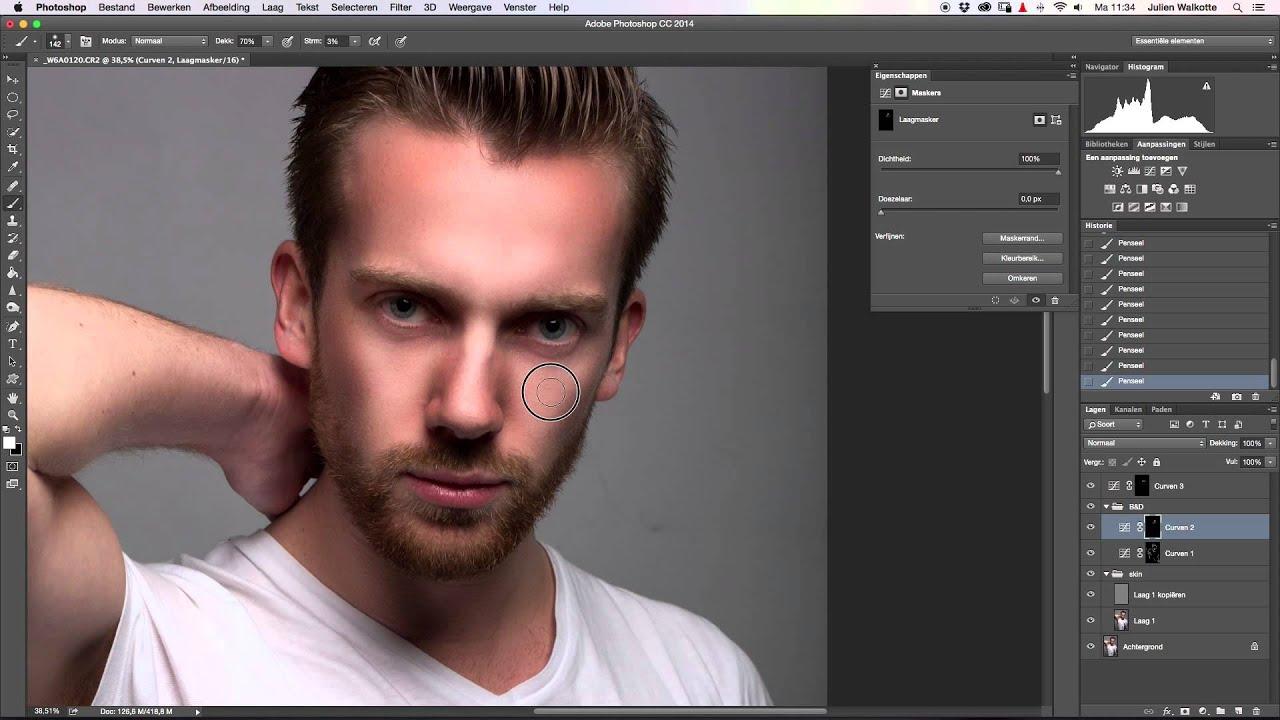 Free photo portrait software Download PT Portrait - Easy portrait editing software
