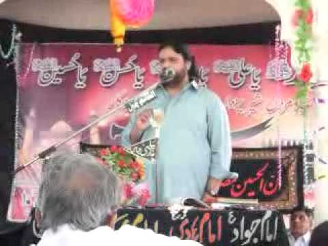 Shoukat Raza Shoukat 4 June 13 Rajab Chakral video