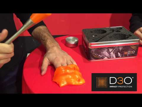 D3O Protective Material in CCM Gear