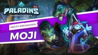 Paladins - Ability Breakdown - Moji and Friends