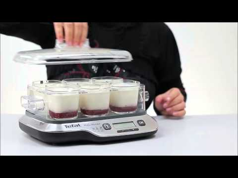 Как готовить в йогуртнице - видео
