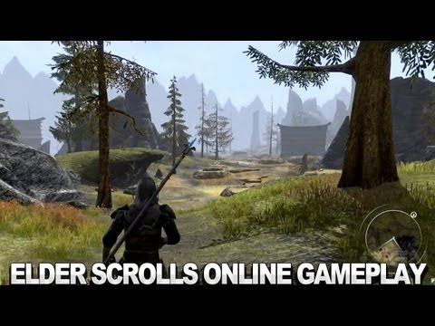 The Elder Scrolls Online - Gameplay Trailer