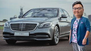 FIRST LOOK: 2019 W222 Mercedes-Benz S560 PHEV in Malaysia - RM659k