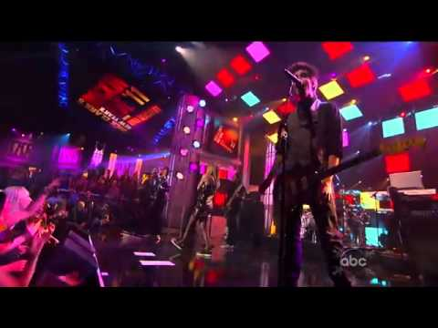 Avril Lavigne - what The Hell Live On Dick Clark's New Years Rockin' Eve Lyrics video