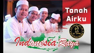 Download Lagu Tanah Airku Indonesia Raya terbaru Lirik Az Zahir   Lantunan Sholawat Gratis STAFABAND