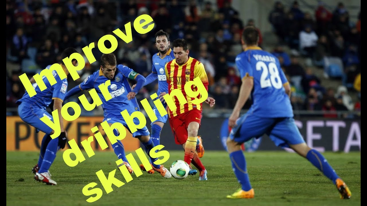 Messi Playing Skills Play Like Messi