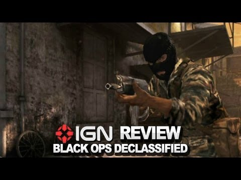 Black Ops Declassified Video Review - IGN Reviews