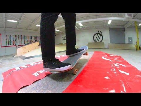 Skateboarding Floor Is Lava / Manual Pad of Death!