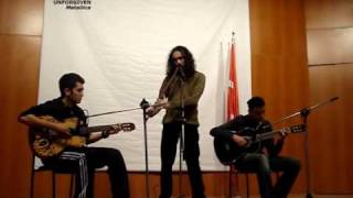 Unforgiven (Metallica) with Turkish Ney by Oğuz Kayalı & Emre Kayalı & Göksel Kart