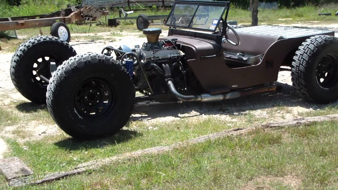 rat rod jeep cj autos post. Black Bedroom Furniture Sets. Home Design Ideas