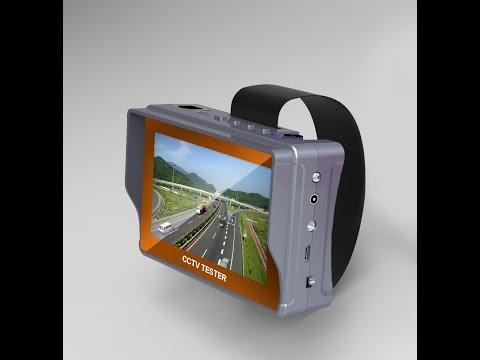 AHD Tester для камер