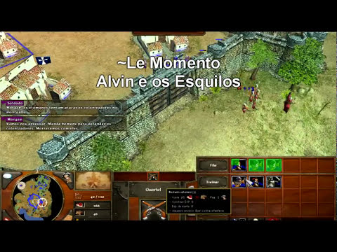 Age of Empires 3 - GamePlay Em Português #1